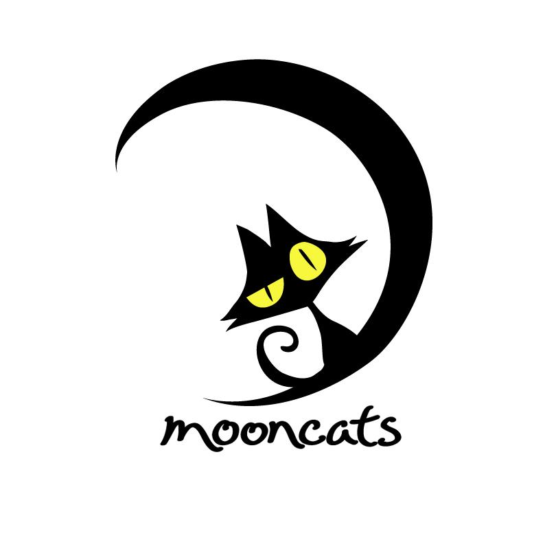 Biểu tượng Công ty Mèo Mặt trăng